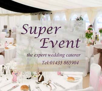 expert sussex wedding caterer