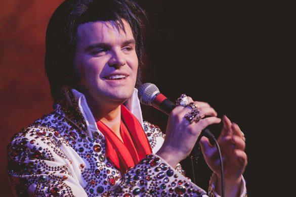 JD KING ELVIS